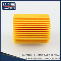 Car Oil Filter for Toyota Crown 3grfe Engine Parts 04152-31080