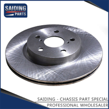 Saiding High Quality Auto Parts Brake Disc 43512-42010 for Toyota RAV4