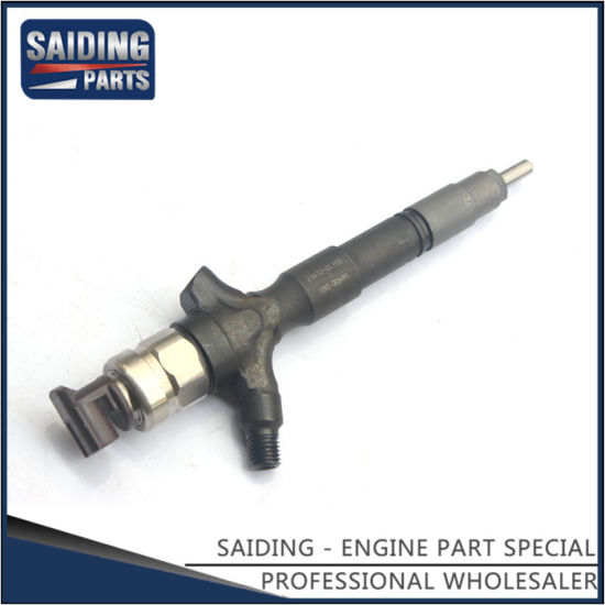 Injector for Toyota Hiace 1kd-Ftv Engine Parts 23670-0L100