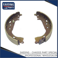 Rear Drum Brake Shoe Set 04495-0d061 for Yaris/Vios/Limo