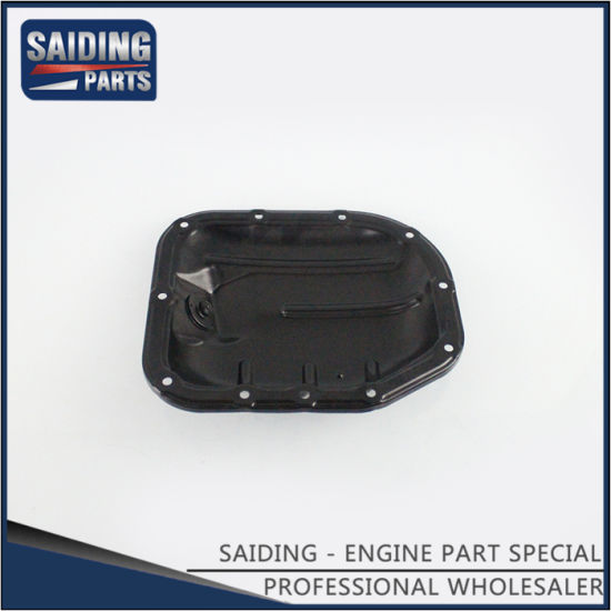 Car Oil Pan for Toyota Corolla 1nzfe Engine Parts 12102-21010