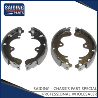 Car Brake Shoes Auto 04495-10110 for Tercel