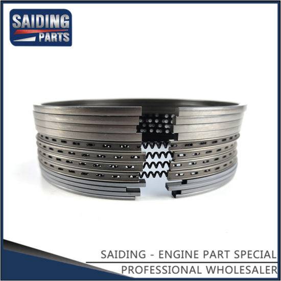 Auto Part Piston Ring for Nissan Terrano Td27 Engine Part 12033-37n10