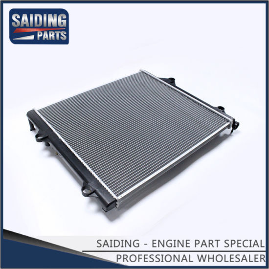 Cooling Radiator for Toyota Land Cruiser Prado 1grfe Engine Parts 16400-31350