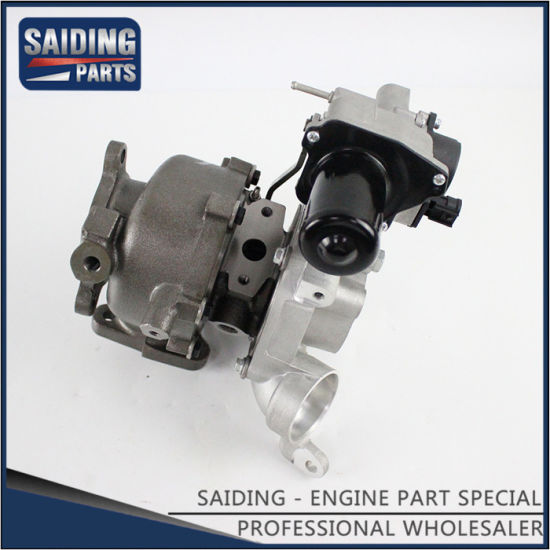 Saiding Turbocharger 17208-51011 for Toyota Land Cruiser 1vdftv