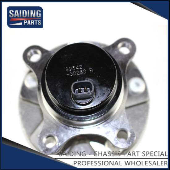 Auto Wheel Hub Bearing Unit for Toyota Crown Grs202r 43550-30010