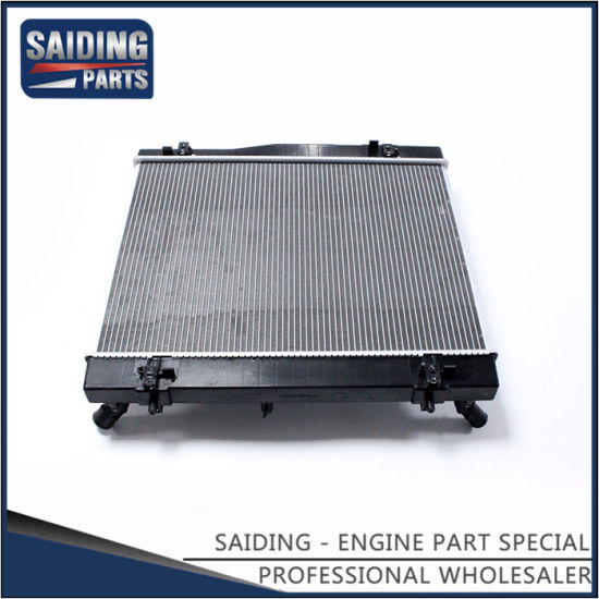 Cooling Radiator for Toyota Hiace 1kdftv 2kdftv Engine Parts 16400-30161